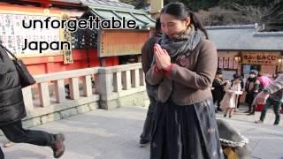 ผจญภัยไร้พรมแดน ญี่ปุ่น 5 ตอน Unforgettable Japan
