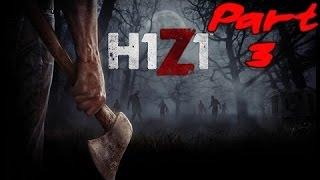 Im Bad |Minecraft H1Z1| Part 3