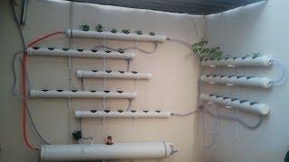 getlinkyoutube.com-Horta Hidroponica autônoma movida a energia Solar