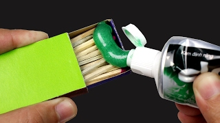 Top 10 Awesome Toothpaste Life Hacks