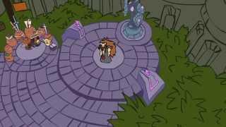 getlinkyoutube.com-LoL Animated 1 - Ep 01: Jungle Showdown