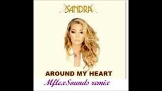 getlinkyoutube.com-Sandra - Around my heart (MflexSounds remix)