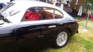 1951 Ferrari 212 Export Vignale Coupe starting up at Luxury + Supercar Weekend | Vancouver