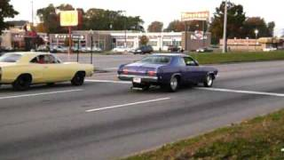 Duster vs. Super Bee