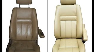 getlinkyoutube.com-Покраска сидений своими руками