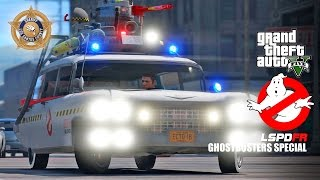 GTA 5 PC Mods: Ghostbusters Special (YouTube Cut)