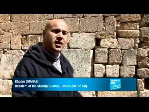 "Israel - Jerusalem's ""new Wailing Wall"" causes tensions in the Old City"
