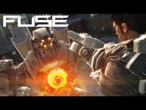 FUSE - A Summer Sleeper From Insomniac?! (FUSE Gameplay Xbox 360/PS3 HD)