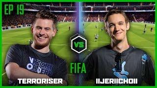 getlinkyoutube.com-EP 19 | FIFA | Terroriser vs Jericho | Legends of Gaming