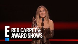 "Sarah Jessica Parker is The People's Choice for ""Favorite Premium Series Actress"""