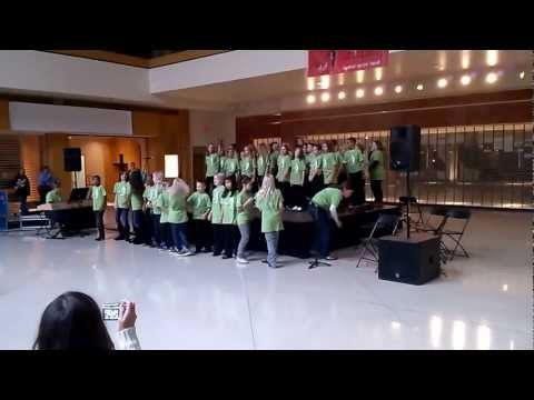Nixon and Wright eastern Iowa arts academy perform