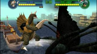 getlinkyoutube.com-Gigan Vs Biollante