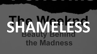 getlinkyoutube.com-Shameless - The Weeknd [tribute cover by Molotov Cocktail Piano]