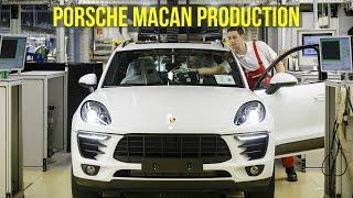 getlinkyoutube.com-Porsche Macan Production