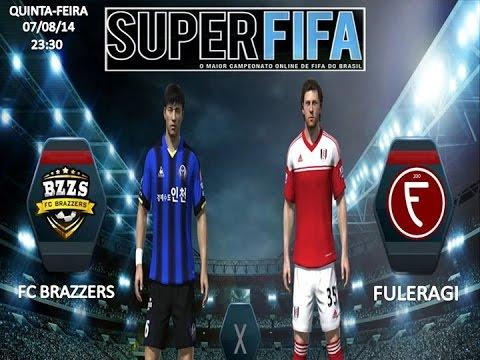 Fuleragi FC 0 x 1 FC Brazzers - Liga Superfifa, 6ª temporada, 5ª Rodada