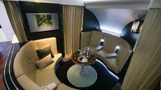 getlinkyoutube.com-Etihad First Class (Apartments) - Sydney to Abu Dhabi (EY 455) - Airbus A380-800