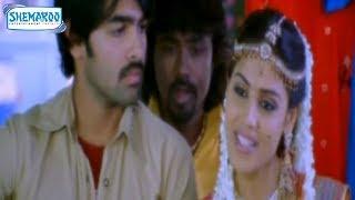 getlinkyoutube.com-Ready Comedy - Ram takes advantage of Genelia D'Souza
