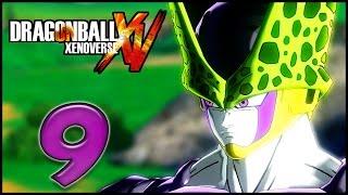 getlinkyoutube.com-Dragon Ball Xenoverse: Mr satan vs cell | Episode 9 [FR]