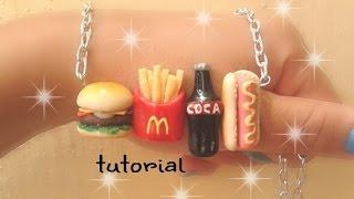 """getlinkyoutube.com-Collar comida rápida de """"PORCELANA FRIA"""""""