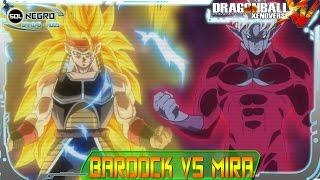 getlinkyoutube.com-Bardock SSJ3 (Time Breaker No Mask) VS Super Mira - Dragon Ball Heroes | Xenoverse Mod