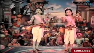 getlinkyoutube.com-Vinudu Vinudu Ramayana Gaatha Video Song - Lava Kusa Telugu Movie