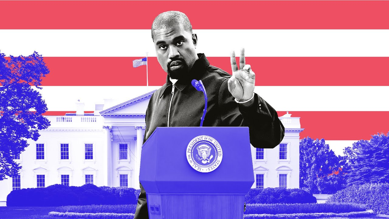 President Nominee Kanye West