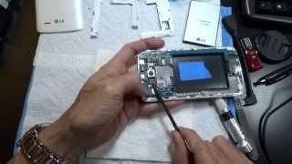 getlinkyoutube.com-LG G3 Water Damage Repair--[FIXED!]