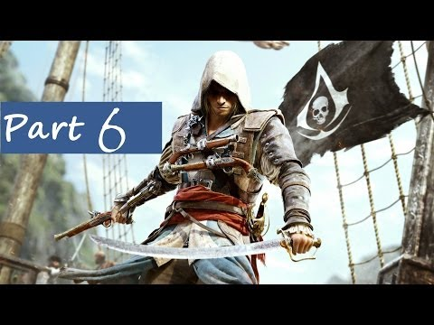 Assassin's Creed 4 Black Flag: Part 6 Sequence 2 Memory 5 Claiming What's Due 100% Sync HD 1080p