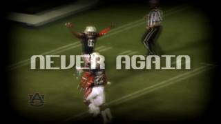 "Iron Bowl 2016 Hype Video ""Never Again"""