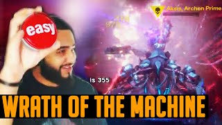 wrath of the machine mode gear