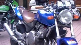 getlinkyoutube.com-かっこいいカスタムバイク HONDA  hornet250