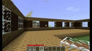 getlinkyoutube.com-Minecraft - Poradniki dla 'bardziej zaawansowanych' - #03 Pomysł na dom