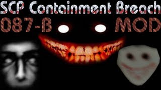 getlinkyoutube.com-SCP Containment Breach 087-B Mod