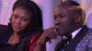 GHANA Day 2 Evening Session - With APOSTLE JOHNSON SULEMAN