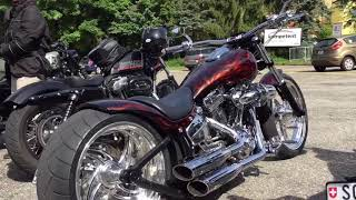 getlinkyoutube.com-Best Custom of Harley Davidson Breakout