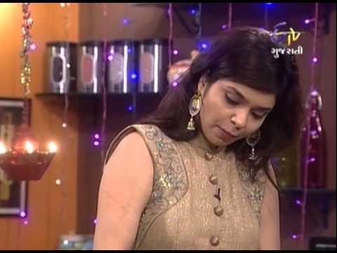 Rasoi Show - રસોઈ શો - કોફ્ફી બનાના પુદ્દીંગ, ફ્લાવોરેદ માથાદી & બુત્તેર ચ્રુંચ ચોકોલાતે