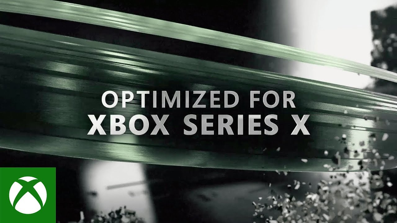 Optimized for Series X thumbnail for Inside Xbox video