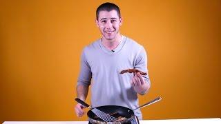 Nick Jonas Surprises BuzzFeed With Bacon