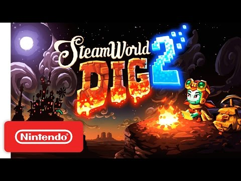 SteamWorld Dig 2 (NS)   © Image & Form 2018    1/1