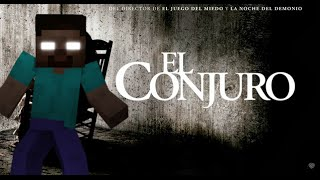 MINECRAFT EL CONJURO: HORROR MOVIE
