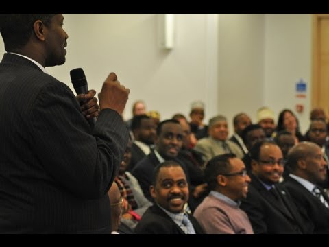 Somalia Diaspora Discussion at Chatham House February 2012