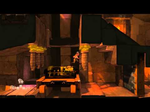 لعبه الكهف تعليق بالعربي 05 The Cave /The Twins/The Time Traveler/The Adventurer PC GamePlay