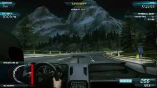 getlinkyoutube.com-Need for Speed Most Wanted (2012) : Lamborghini Aventador J (DLC) - Onboard View
