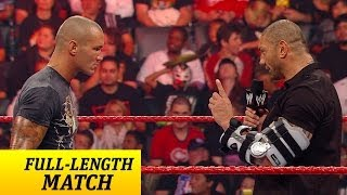 getlinkyoutube.com-Batista returns from injury - Raw, Sept. 14, 2009