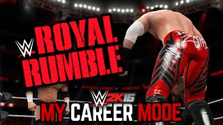 "getlinkyoutube.com-WWE 2K16 My Career Mode - Ep. 87 - ""ROYAL RUMBLE!!"""