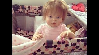 getlinkyoutube.com-Day In The Life Of Reborn Toddler Haylee