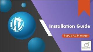 getlinkyoutube.com-Installation tutorial for CM PopUp banners plugin for WordPress