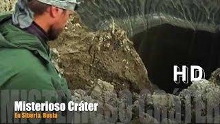 getlinkyoutube.com-Se abre Misterioso Cráter en  Siberia, Rusia, Puerta al Infierno