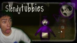 getlinkyoutube.com-Slendytubbies // Los teletubbies nunca dieron tanto miedo !!!