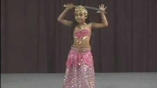getlinkyoutube.com-Belly Dance  Kate   Sameda 06